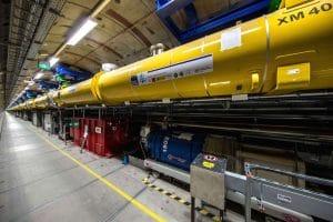 Größter Röntgenlaser der Welt: XFEL-Forscher verkünden ersten Puls