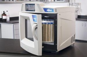 Neue Anwendungen beim Mikrowellen-Druckaufschluss: Mars 6 iWave