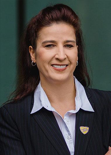 Alida Scholtz, Managing Director der SGS Gruppe in Deutschland.   Foto: SGS Group