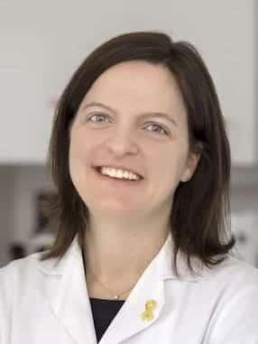 Dr. Eleni Tomazou, Principal Investigator an der St. Anna Kinderkrebs-forschung   Foto: St. Anna Kinderkrebsforschung