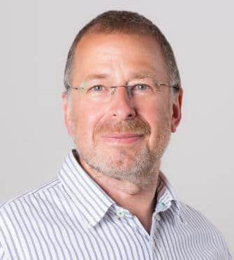 Prof. Dr. Andres Jäschke | Foto: Sabine Arndt