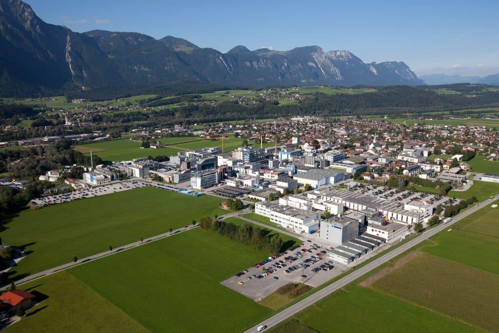 Novartis Produktionsstandort in Kundl | Foto: Novartis