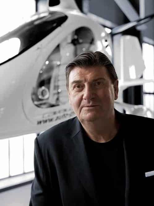 Professor Dr. Peter Zec, Initiator und CEO von Red Dot | Foto: Red Dot