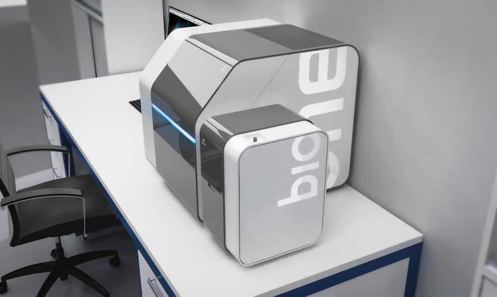 3D Drucker NanoOne Bio   Foto: UpNano GmbH