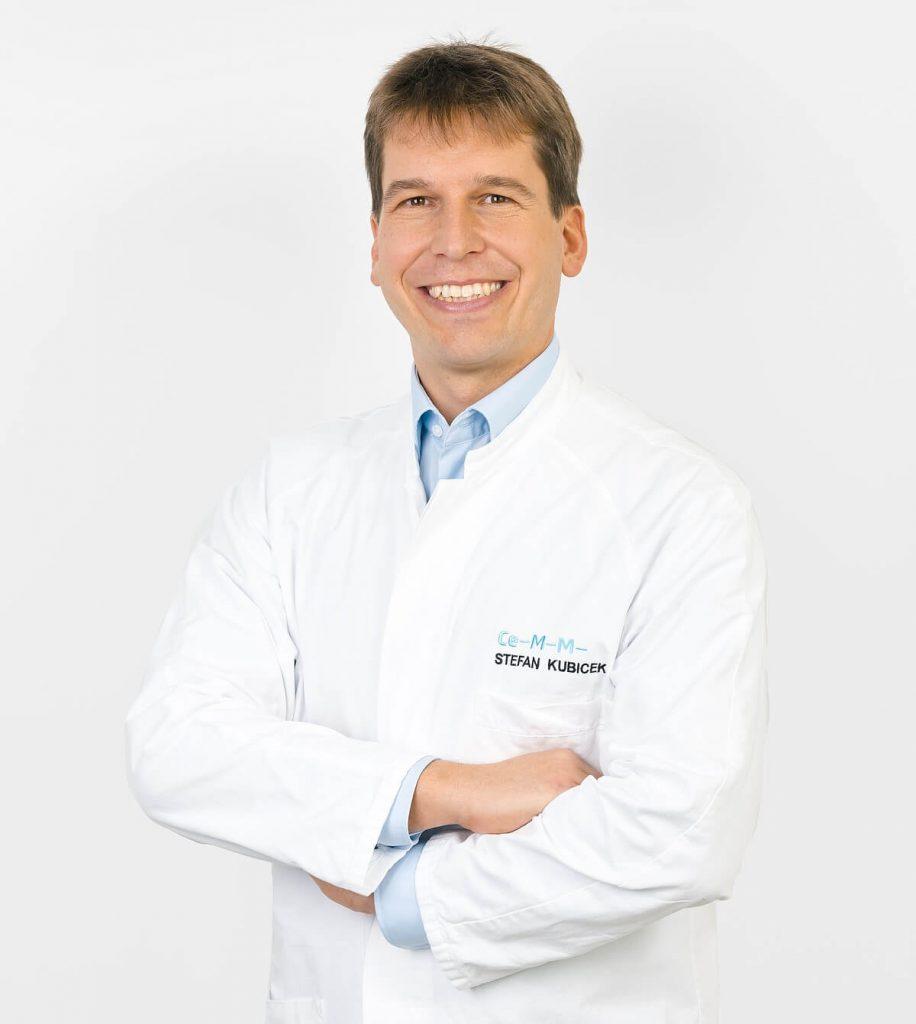 Stefan Kubicek, Principal Investigator am CeMM Forschungszentrum für Molekulare Medizin der Österreichischen Akademie der Wissenschaften   Foto: CeMM