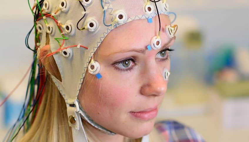 Biosensoren u.a. für EEG | Foto: psychologie.univie.ac.at