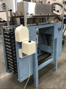 So sieht die Forschungs-Bestrahlungsmaschine für gepulstes UV-Licht aus (Foto: Josh Casser, psu.edu)