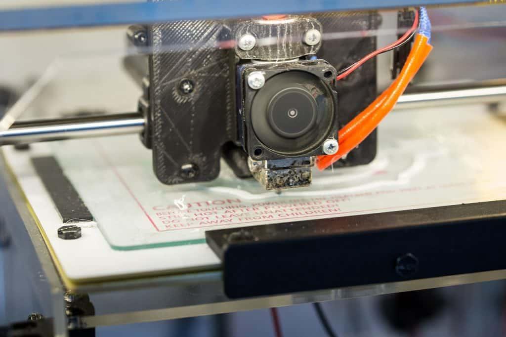 Stimmbänder aus dem 3D Drucker | Foto: Lutz Peter, Pixabay