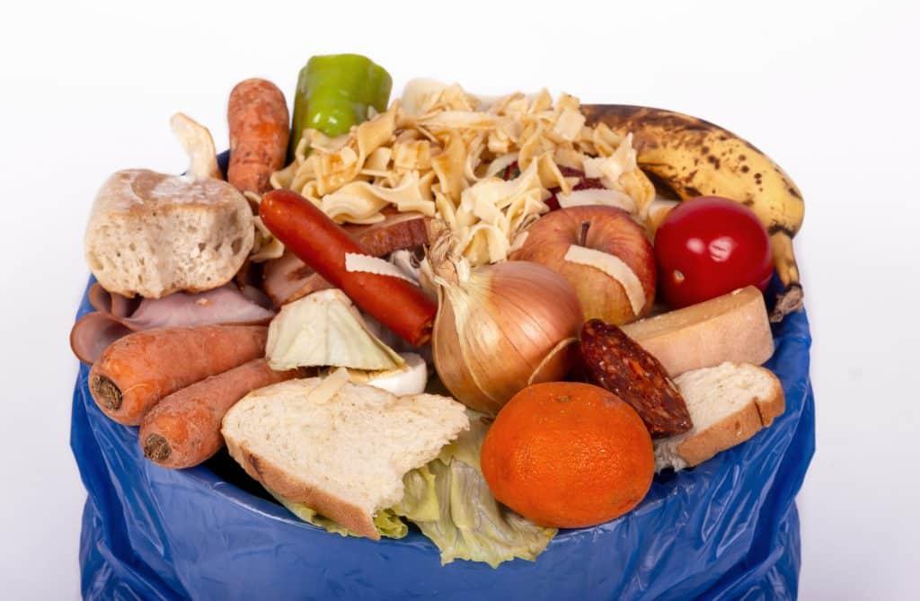 Lebensmittelabfälle machen 14,5 Prozent der gesamten Restmüllmasse von Haushalten aus | Foto: shutterstock